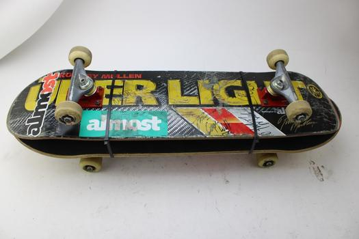 Skateboards: Almost Uber Light, California Republic: 2 Items