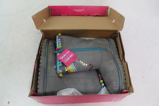 Skechers Kids Twinkle Toes Shoes; Size 2