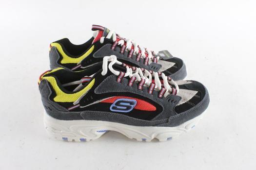 Skechers Stamina Cutback Mens Shoes, Size 7.5 Fastighetsrum  Property Room