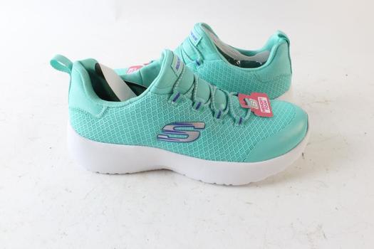 Sketcher's Memory Foam Girl's Shoes, Size 3.5