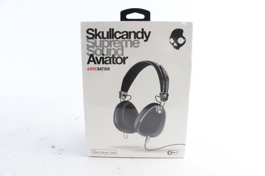 Skullcandy Supreme Sound Aviator Headphones