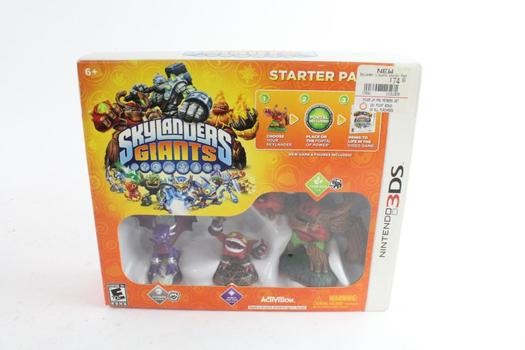 Skylander Giants Starter Pack For Nintendo 3DS
