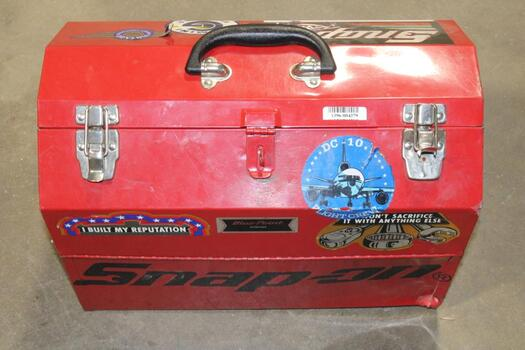 Snap-on Tool Chest, Sockets, And More