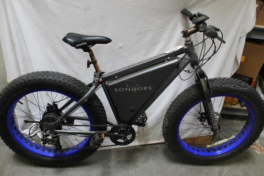 Sonders Electric Fat Bike
