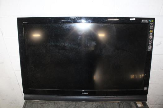 "Sony 46"" LCD TV"