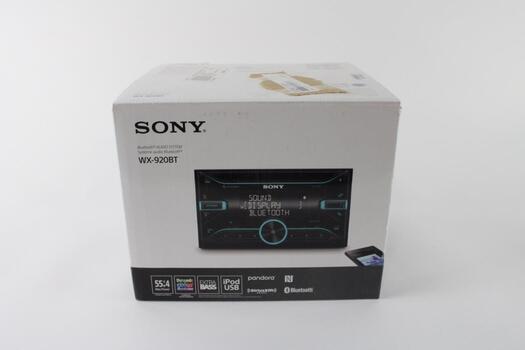Sony Audio Bluetooth Car Stereo System