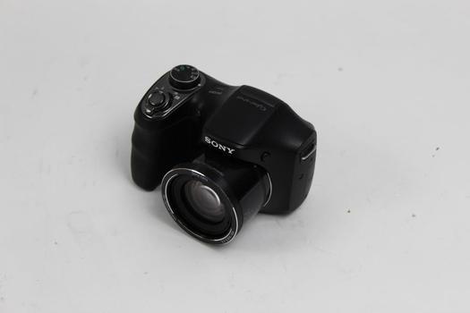 Sony Cyber Short Dsc-H200 Digital Camera