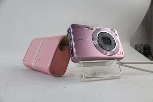 Sony Cyber Shot DSC-W220 Digital Camera