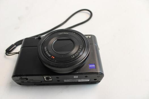 Sony Exmor R Avchd Cyber-shot