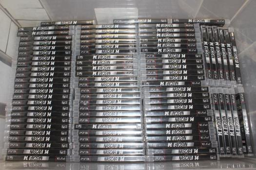 Sony Playstation 3 Games, 50+ Pieces