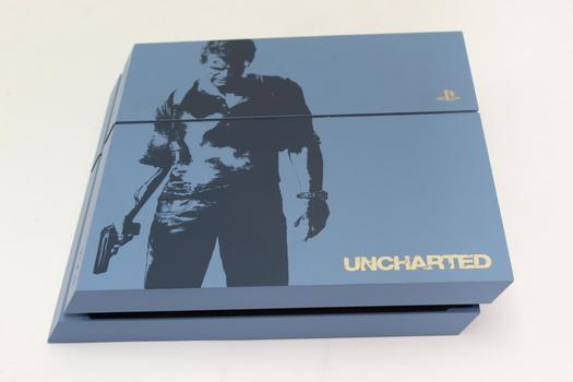 Sony PlayStation 4 Limited Edition Uncharted 4 Console
