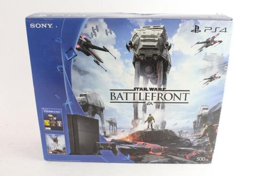Sony Playstation 4, Star Wars Battlefront Edition