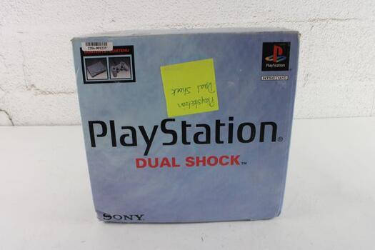 Sony Playstation Dual Shock