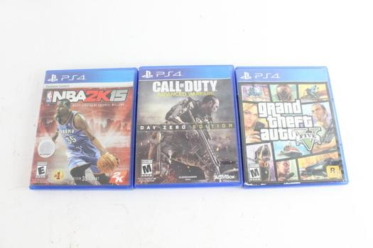 Online Gaming Auctions | Game Systems, Games & More