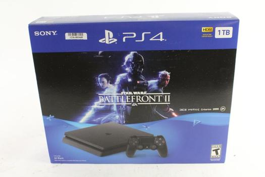 Sony PS4:  Star Wars Battlefront Edition