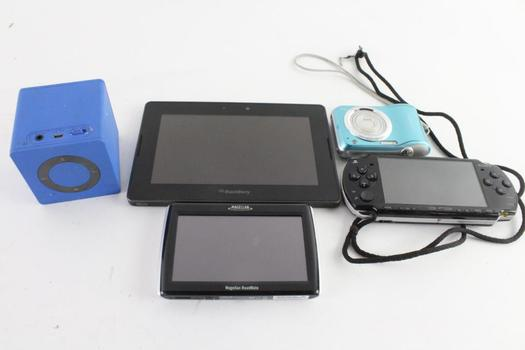 Sony PSP And More, 5 Pieces