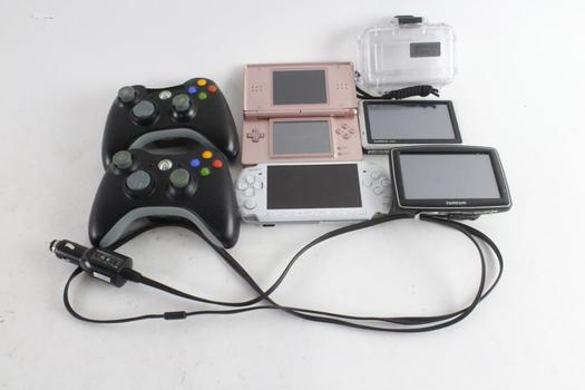 Sony PSP And More, 7 Pieces