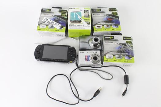 Sony PSP, Kodak Digital Camera, And More, 5+ Pieces