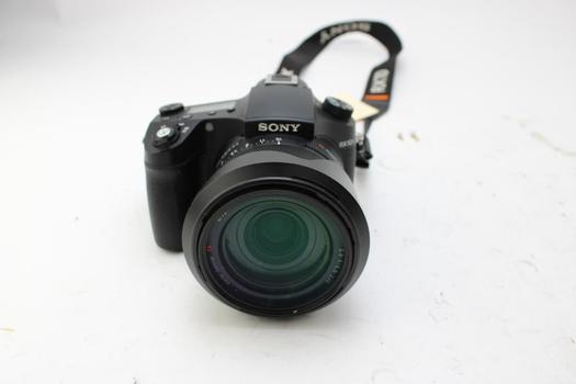 Sony RX10 IV Digital Camera