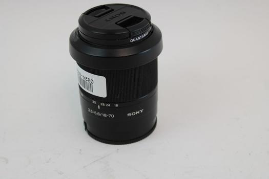 Sony SH0006 Camera Lens