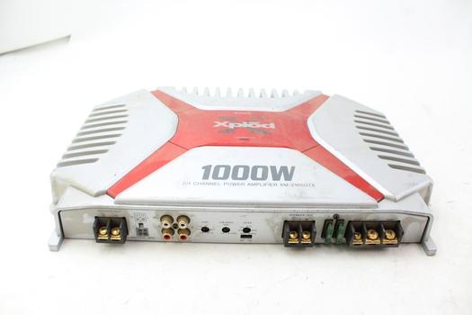 Sony XM-2165GTX Xplod Power Amplifier