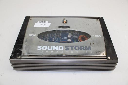Sound Storm Laboratories Car Amp