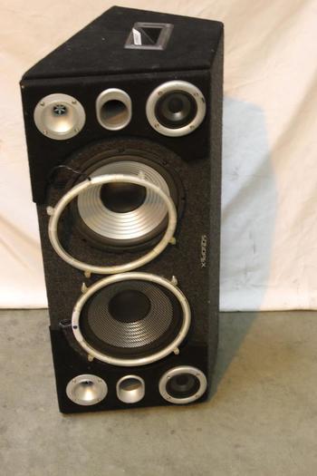Soundpex Car Speaker
