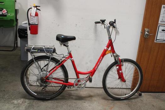 Specialized BionX Motor Bike