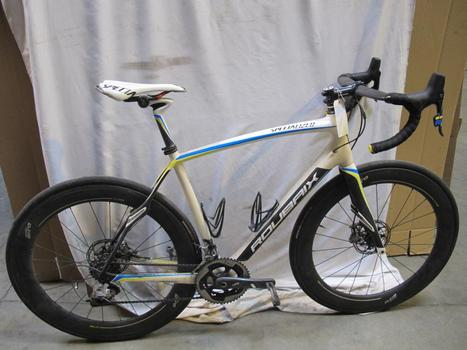 Specialized Roubaix Road Bike