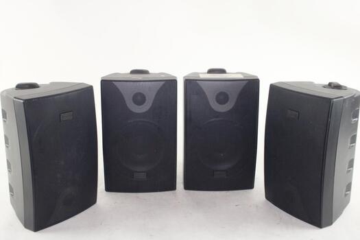Speco Tech Speakers, Set Of 4