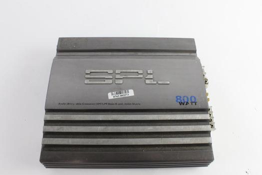 SPL Amplifier