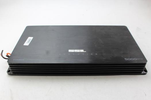 SSL Evolution EV5000D Monoblock Power Amplifier