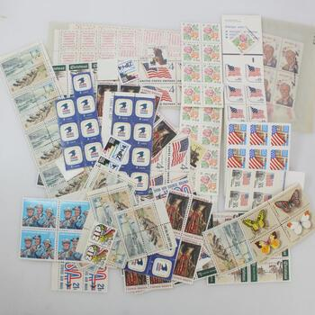 Stamps, 175+ Pieces