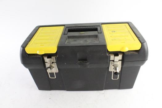 "Stanley 19"" Tool Box"