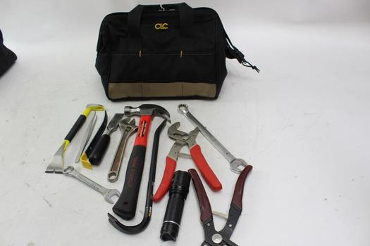 Stanley, Duralast, Taskforce+ More Assorted Tools 10+ Pieces