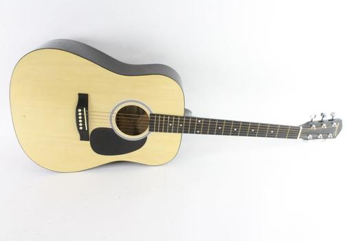 Starcaster By Fender Acoustic Guitar