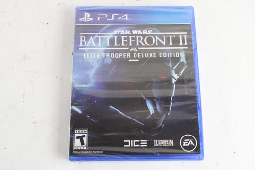Starwars Battlefront II For Ps4