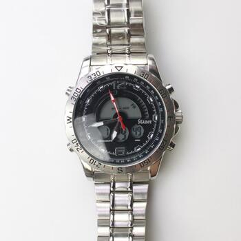 Stauer Chronograph Watch