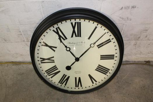 Stearling & Noble Wall Clock