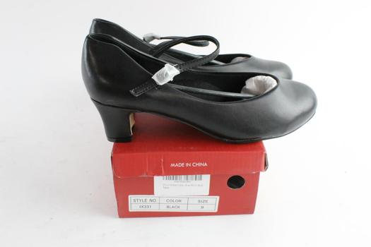 Stelle Womens Character Dance Shoes, Size 9