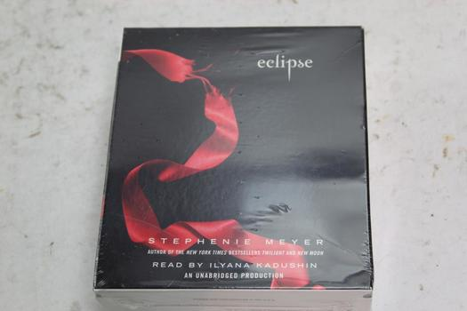 Stephanie Meyer Eclipse Audiobooks