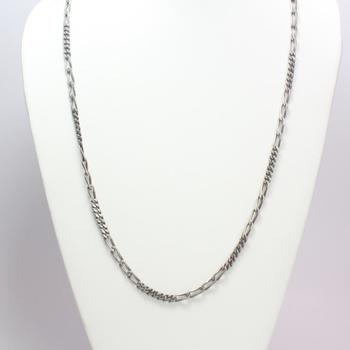 Sterling Silver 30.70g Necklace