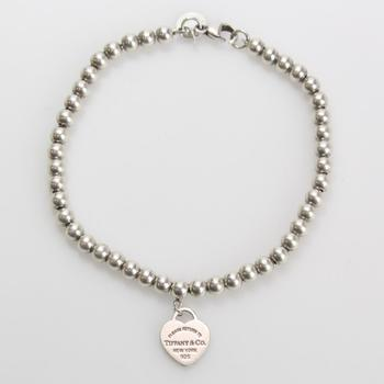 Sterling Silver 5.96g Tiffany & Co. Bracelet