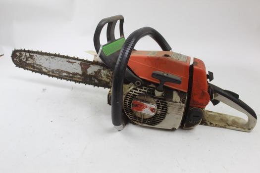 Stihl Wood Boss 024 Avs Gas Powered Chainsaw