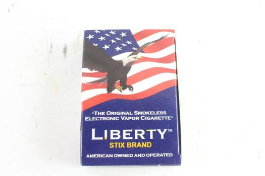 Stix Brand Liberty Electronic Cigarette Deluxe Starter Kit
