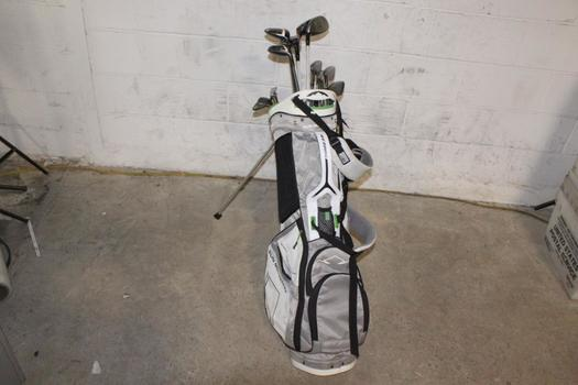 Sun Mountain With Clubs, 14 Pieces