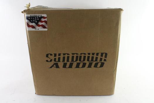 Sundown Audio Subwoofer