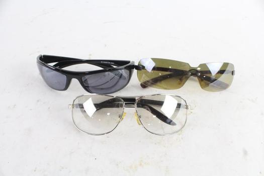 Sunglasses Bulk Lot, 3 Pieces