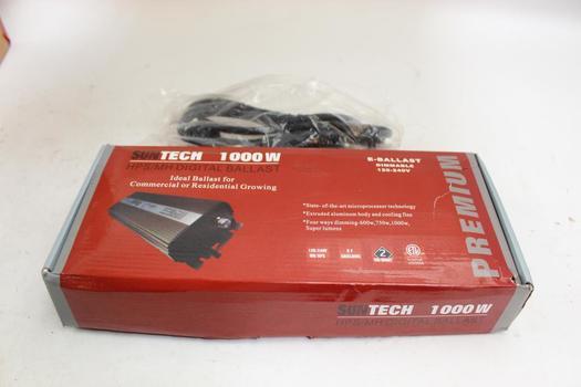 Suntech 1000w HPS MH Digital Ballast