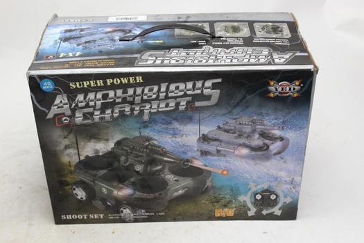 Super Power Amphibious Chariot Shoot Set